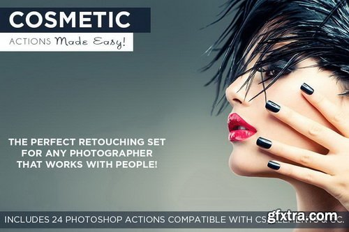 Photographer Resources - The BP4U Photoshop Action Collection