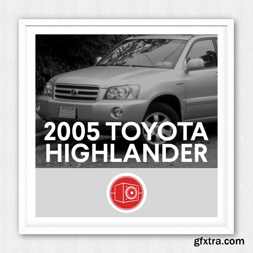 Big Room Sound Toyota Highlander 2005 WAV