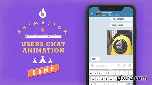 Whats App Animation In After Effects