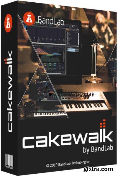 BandLab Cakewalk 26.01.0.24 (x64) Multilingual
