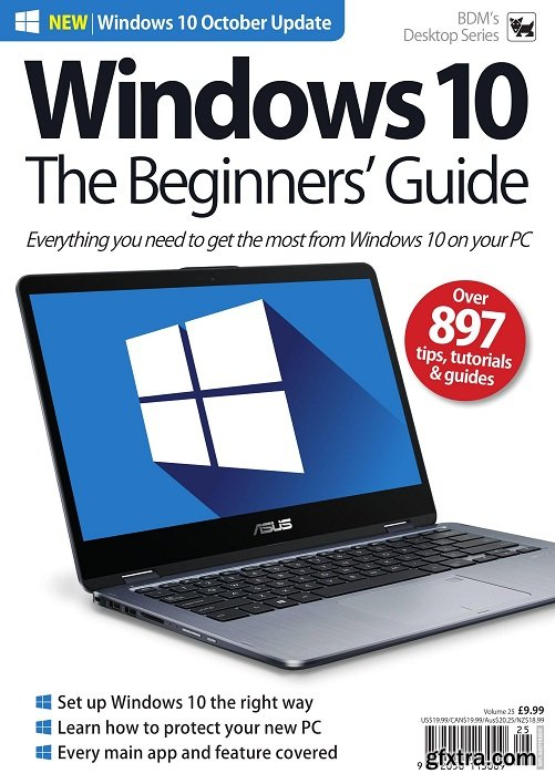 Windows 10 The Beginners\' Guide – Vol 25 2019