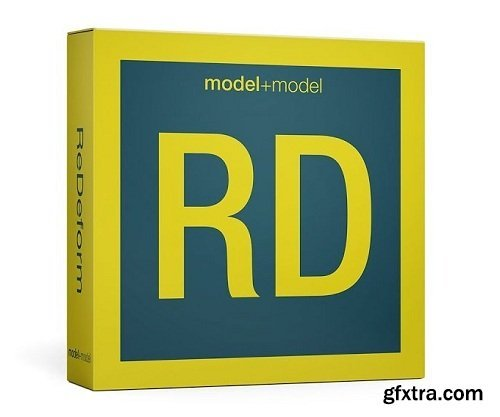 model+model ReDeform 1.0.2.4 for 3ds Max 2015 - 2019