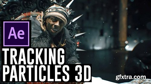 After Effects 3D Particle Tracking