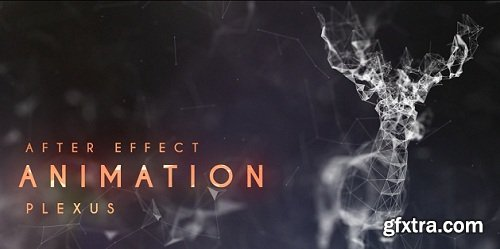 Making Abstract Animation In After effects with Plexus