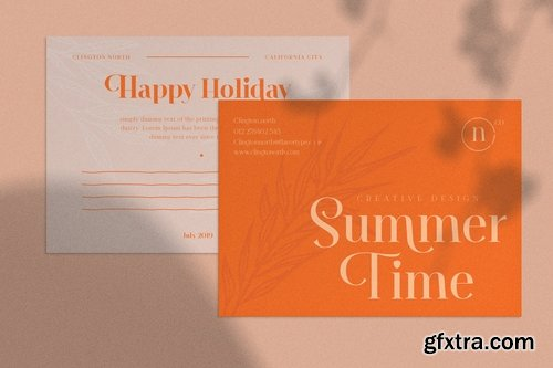 Fulgate Greeting Card