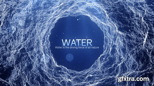 VideoHive Water - Inspirational Titles 24308364