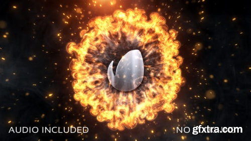 VideoHive Explosion Logo Reveal 22621508