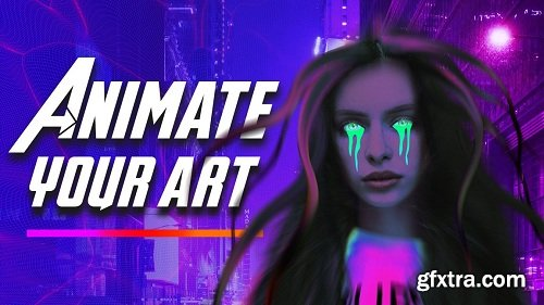 Photoshop and After Effects Animation: Animate your Artworks