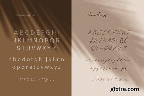 CM - Marie Curie - Sans & Script 4001434