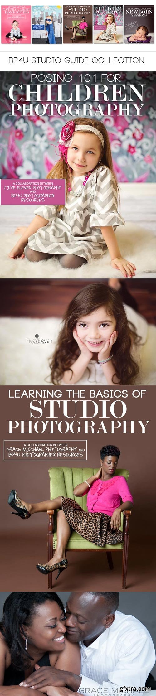 Photographer Resources - BP4U Studio Guide Collection