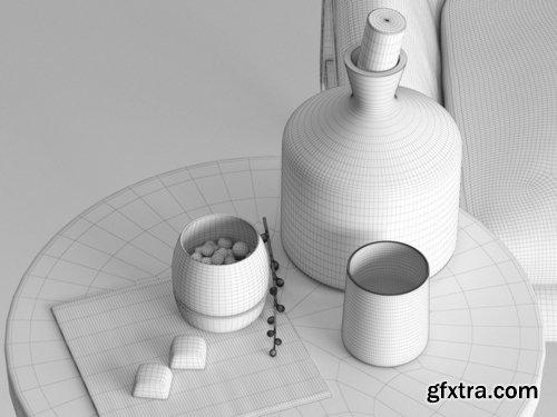 Cgtrader - BeInspiration 112 3D model