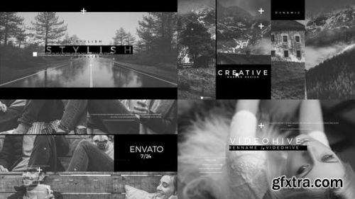 Videohive Opener 22038377