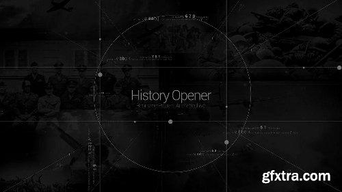 VideoHive History Opener 21201743