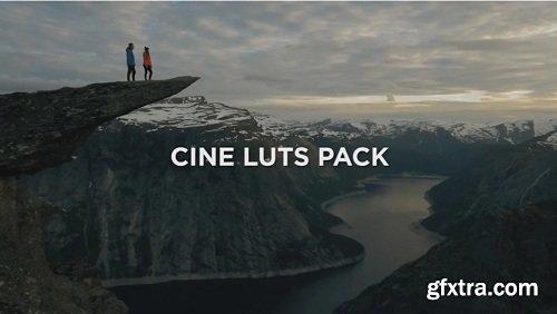 Matti Haapoja - CINE LUTS PACK - TRAVELFEELS (Win/Mac)