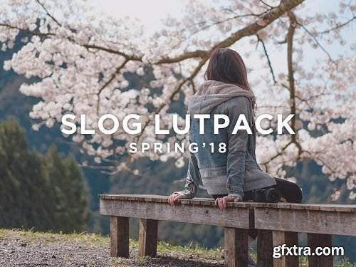 SLOG LUTPACK SPRING \'18 by AUXOUT (Win/Mac)
