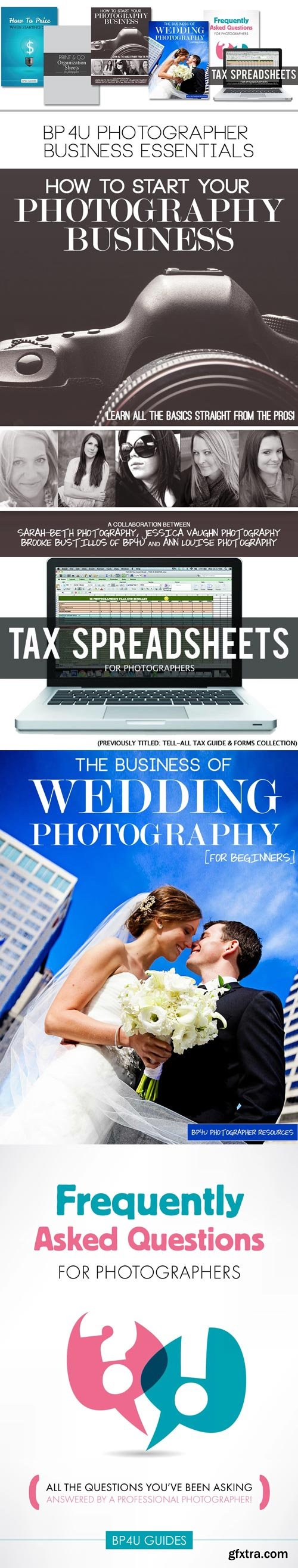 Photographer Resources - BP4U Photographer Business Essentials
