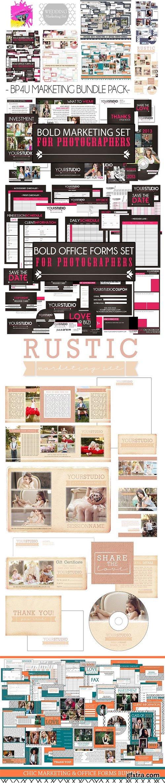 Photographer Resources - BP4U Marketing Bundle Pack