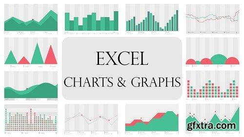 All Excel Charts and Graphs: Data Visualization in Excel
