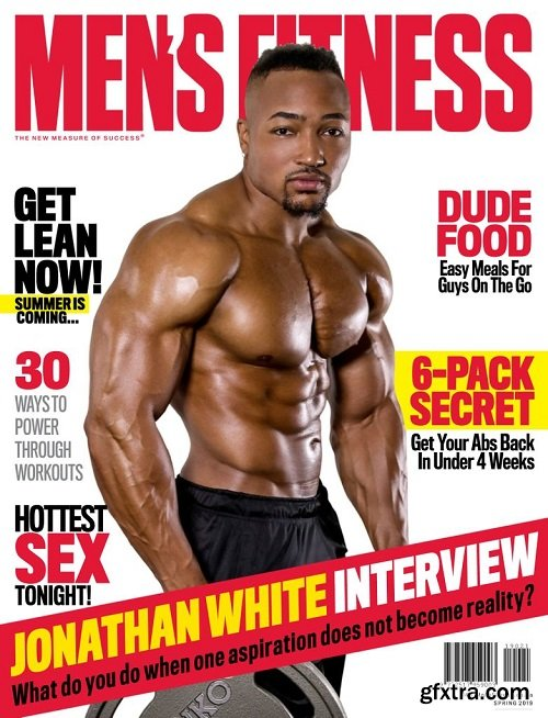 Men\'s Fitness South Africa - Spring 2019