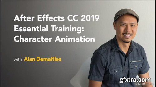 After Effects CC 2019: Character Animation Essential Training