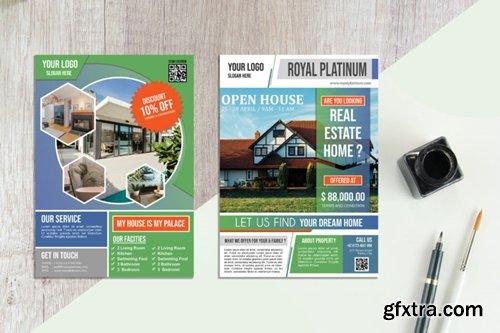 Real Estate Flyer vol.05