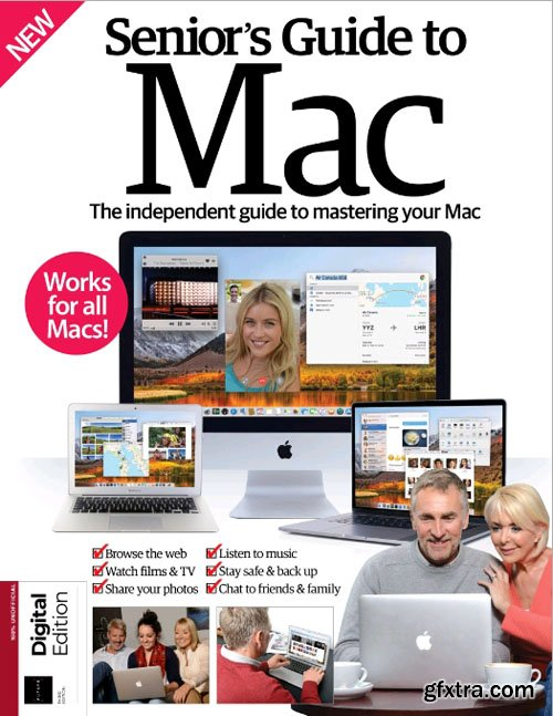 Senior's Guide to Mac - 3rd Edition 2019