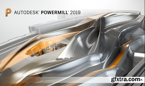 Autodesk PowerMill Ultimate 2019.2.2 - x64 (Update Only)