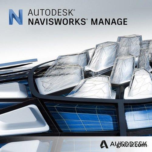 Autodesk Navisworks Manage 2020 (Update 1 Only) - x64