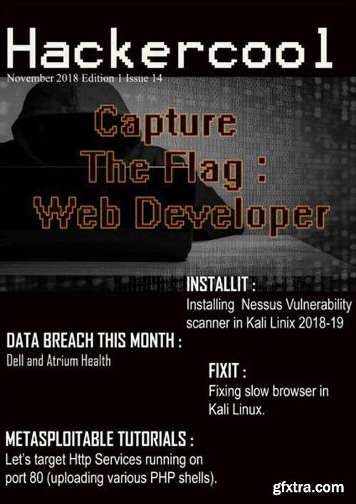 Hackercool - November 2018 Edition | Issue 14