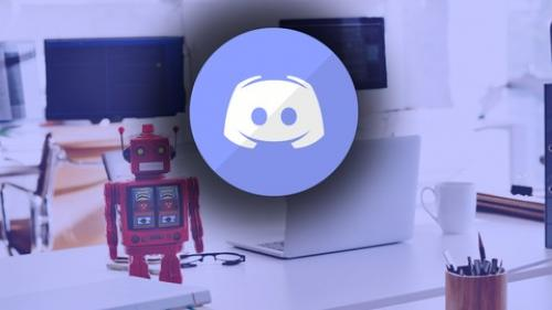Udemy - How to quickly create a Discord bot