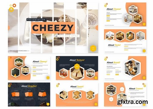 Cheezy Google Slides Template