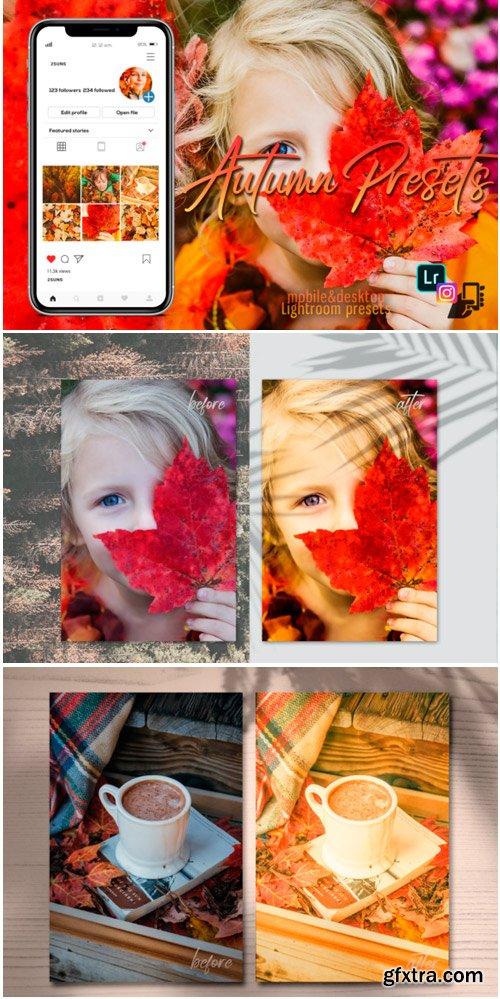 Autumn Presets Summer Lightroom 1695831