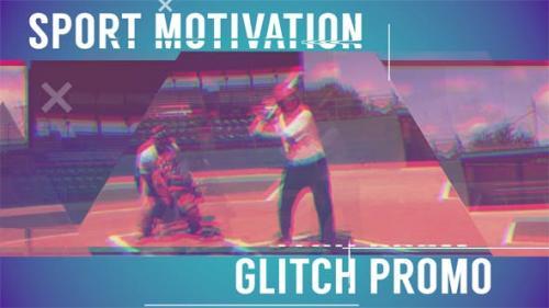 Udemy - Sport Motivation // Glitch Promo