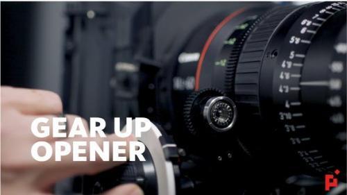 Udemy - Gear Up // Photographer Logo