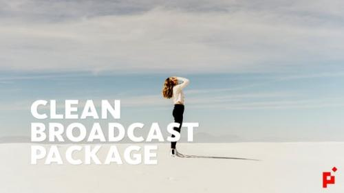 Udemy - Clean Broadcast Package | Essential Graphics | Mogrt