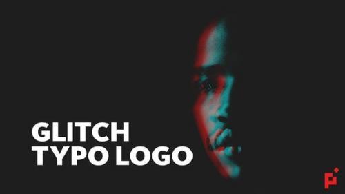 Udemy - Glitch Typo Logo