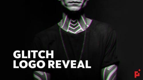 Udemy - Bold Glitch // Logo Reveal