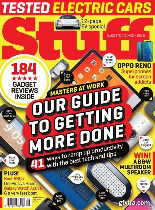 Stuff UK - September 2019