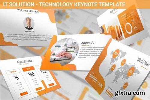 IT Solution - Technology Keynote Template