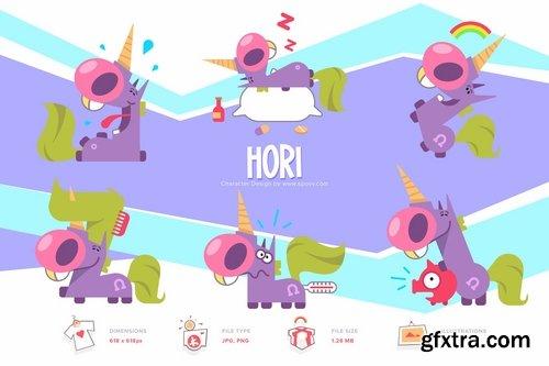 Hori Transparent PNG illustrations
