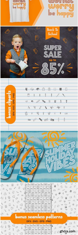 School Holic 2 Font