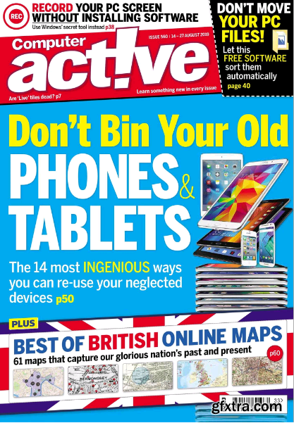 Computeractive - Issue 560, 14 August 2019
