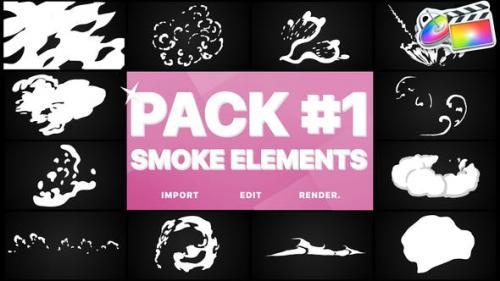 Udemy - Smoke Elements Pack 01 | Final Cut