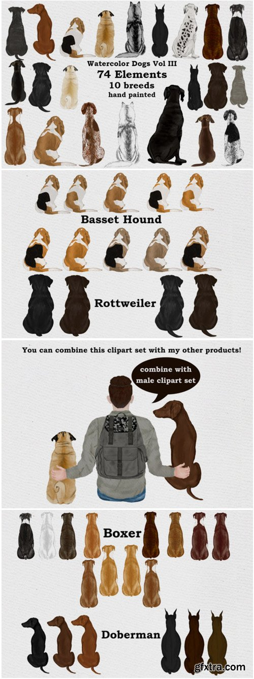Dog Clipart Dog Breeds Pet Clipart 1697850