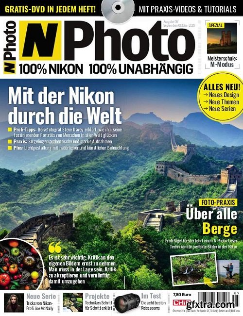N-Photo Germany - September/Oktober 2019