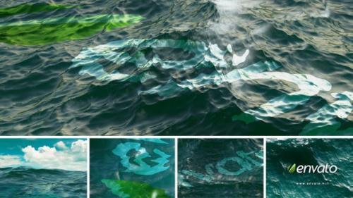 Udemy - Realistic Ocean Logo
