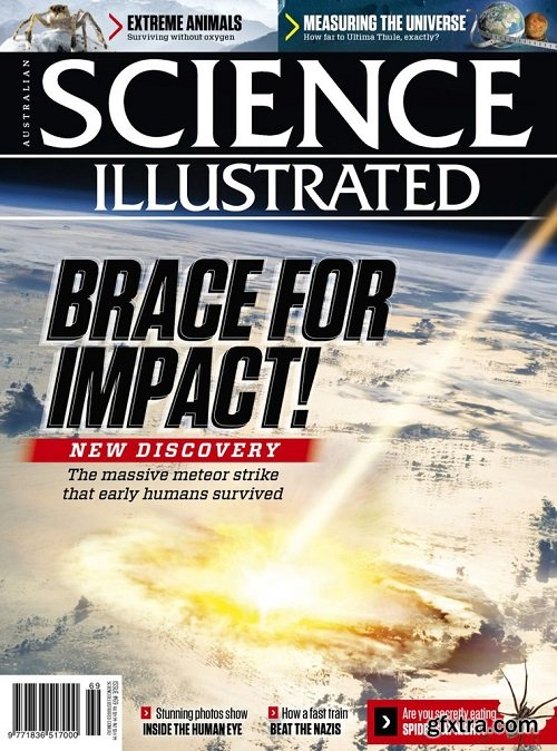 Science Illustrated Australia - Issue 69, 2019