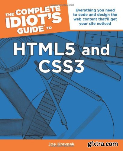 The Complete Idiot\'s Guide to HTML5 and CSS3