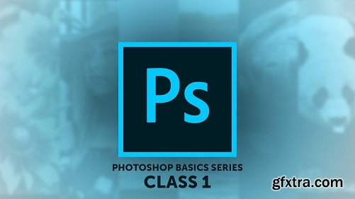 Photoshop Basics Series: Understanding Photoshop\'s Interface (Class 1 of 15)