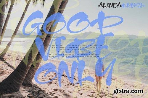 CM - Alinka Font 4017523